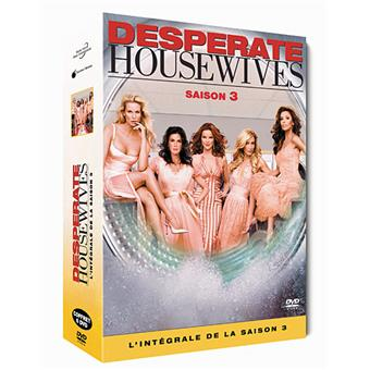 Desperate housewivesDesperate housewives - Coffret intégral de la Saison 3