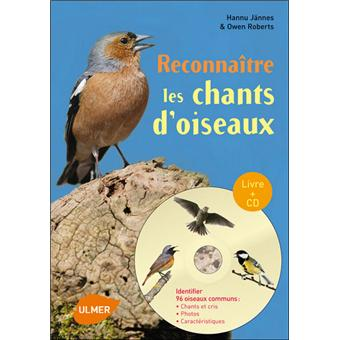 reconna tre les chants d 39 oiseaux cd livre avec 1 cd audio livre cd hannu j nnes owen. Black Bedroom Furniture Sets. Home Design Ideas