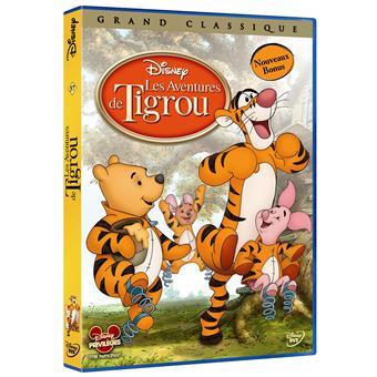 Winnie l'OursonLes Aventures de Tigrou DVD