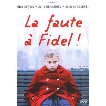 La Faute à Fidel DVD