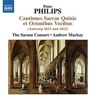 Cantiones Sacrae Quinis et Octonibus Vocibus