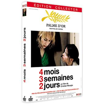 4 mois, 3 semaines, 2 jours - Edition Collector