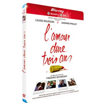 L'amour dure trois ans - Combo Blu-Ray + DVD