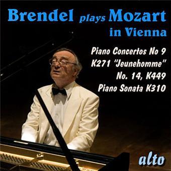 Concertos piano N°9 et 14 - Sonate N°8