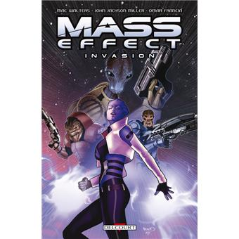 Mass effectMass effect invasion