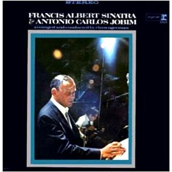 Sinatra Jobim - CD