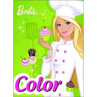 Color Barbie Et Son Chien