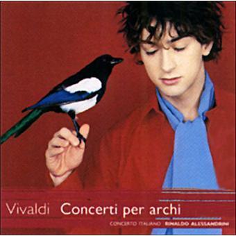 "Vivaldi chez ""Naïve"" Concerti-per-archi"