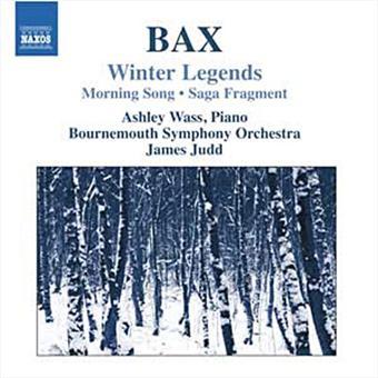 Winter Legends/Morning Song/Saga Fragment