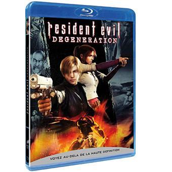 Resident EvilResident Evil - Degeneration - Blu-Ray