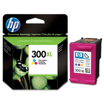 a6e250290269a Cartouche HP 300 XL Couleur (CC644EE) - Cartouche d encre couleur ...