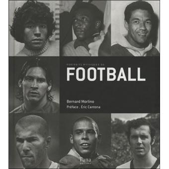 Portraits mythiques du football