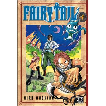 Fairy Tail Tome 04 Fairy Tail
