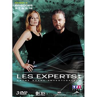 Les Experts Las VegasCoffret de la Saison 5 - Volume 1