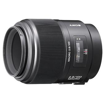 Sony SAL100M28 - macro lens - 100 mm