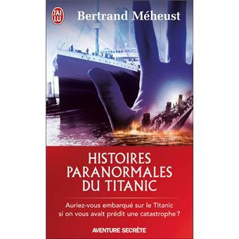 histoires paranormales du titanic poche bertrand