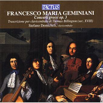 Concerti Grossi Op.iii Pe