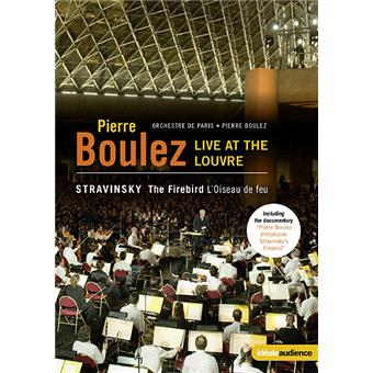 Pierre boulez live at..