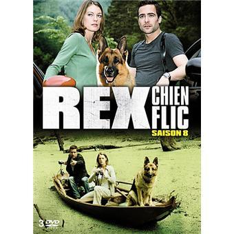 Rex, chien flicRex, chien flic - Coffret de la Saison 8
