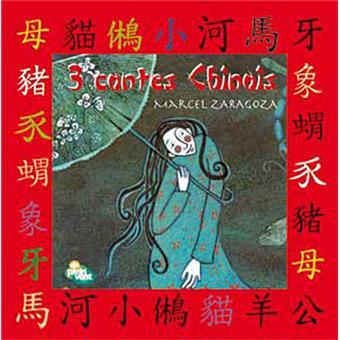 3 contes chinois