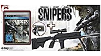 snipers fusil de pr cision pour playstation 3. Black Bedroom Furniture Sets. Home Design Ideas