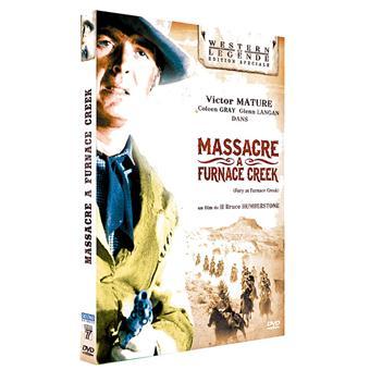 Massacre à Furnace Creek DVD