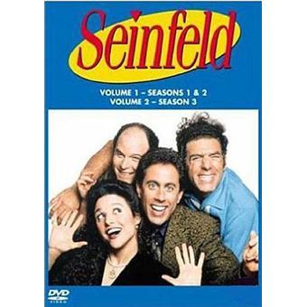 SeinfeldSeinfeld - Coffret intégral des Saisons 1 à 3