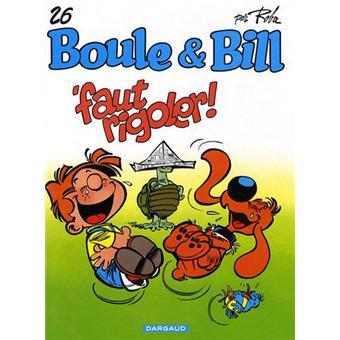 Boule et BillFaut rigoler !