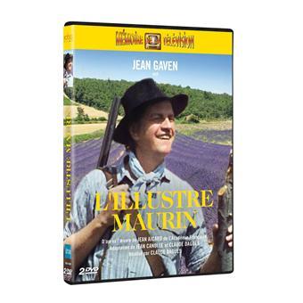 L'illustre Maurin - 2 DVD