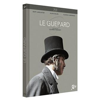 Le guépard  Edition Collector Digibook Blu-ray Inclus DVD