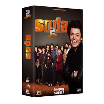 SodaSoda - Coffret intégral de la Saison 2