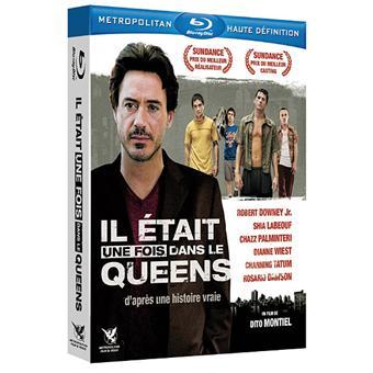 Il était une fois dans le Queens Blu-ray