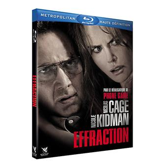 Effraction - Blu-Ray