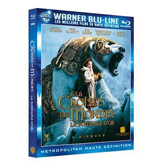 A la croisée des Mondes - Blu-Ray