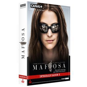MafiosaCoffret intégral de la Saison 3