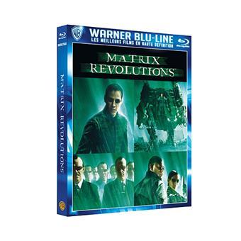 MatrixMatrix Revolutions - Blu-Ray