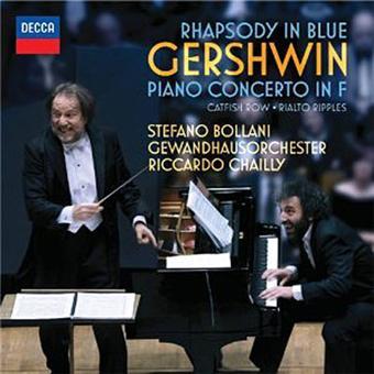 Rhapsody in blue & piano