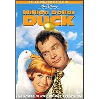 The Million dollar duck - DVD Zone 1