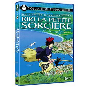 Kiki, la petite sorcière DVD