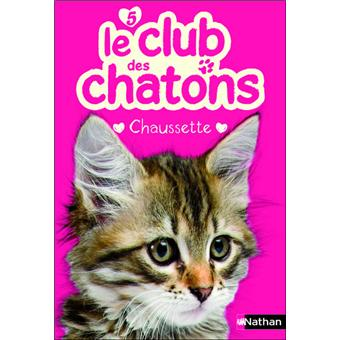 Le club des chatonsClub des chatons n05 chaussett