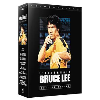 Coffret Bruce Lee - 7 DVD