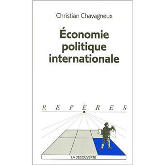 Économie politique internationale NE