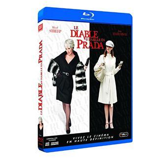 Le Diable s'habille en Prada Blu-ray