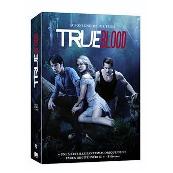 True BloodCoffret intégral des Saisons 1 à  3