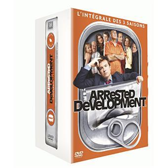 Arrested developmentArrested development - Coffret des Saisons 1 à 3 - Les nouveaux pauvres