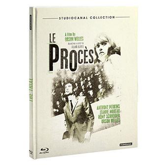 Le Procès - Blu-Ray - Edition Collector