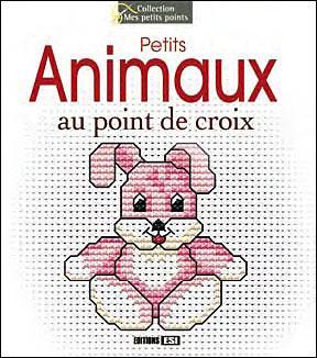 Petits animaux au point de croix - cartonné - Collectif - Achat Livre   fnac