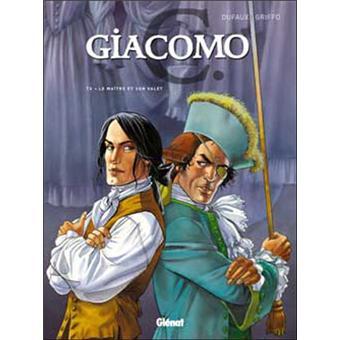 GIACOMO IV LE MAITRE ET SON VALET