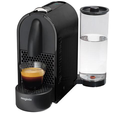 expresso capsules nespresso krups u m130 noir acheter electrom nager. Black Bedroom Furniture Sets. Home Design Ideas