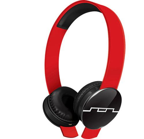Casque Sol Republic Track Red